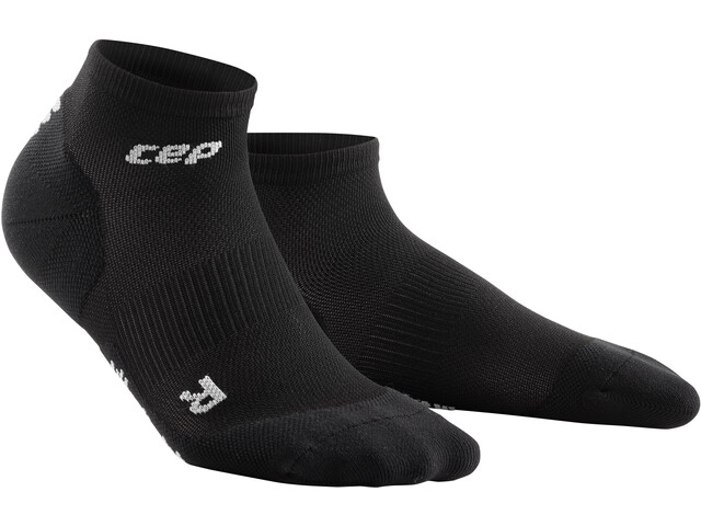 cep Dynamic+ Calze ultraleggere basse Donna, black/grey